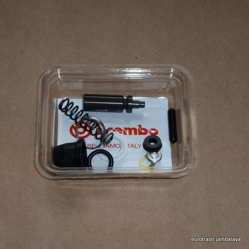 Brembo Rectangular 11mm Master Cylinder Rebuild Kit Montesa Beta