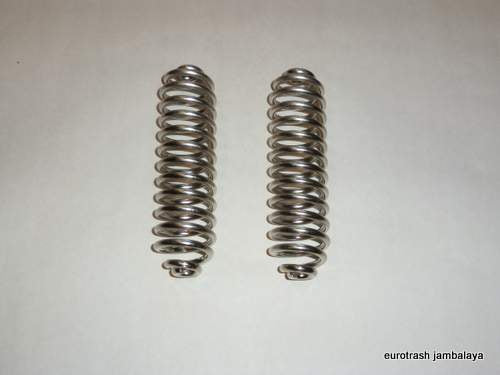 Triumph Pre Unit Rigid Solo Seat SPRING SET 82-1729 D Speed Twin