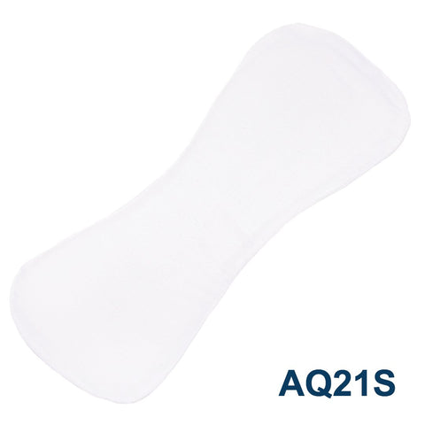 Reusable Insertable Soaker Incontinence Pads (non-waterproof)