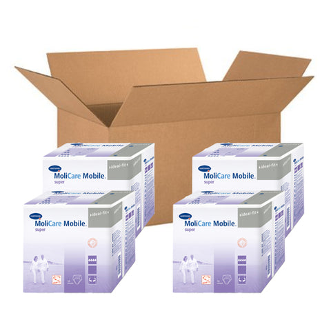 MoliCare Mobile Super Disposable, VALUE CARTON