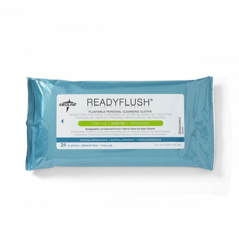 ReadyFlush Flushable Wipes, 24 pack