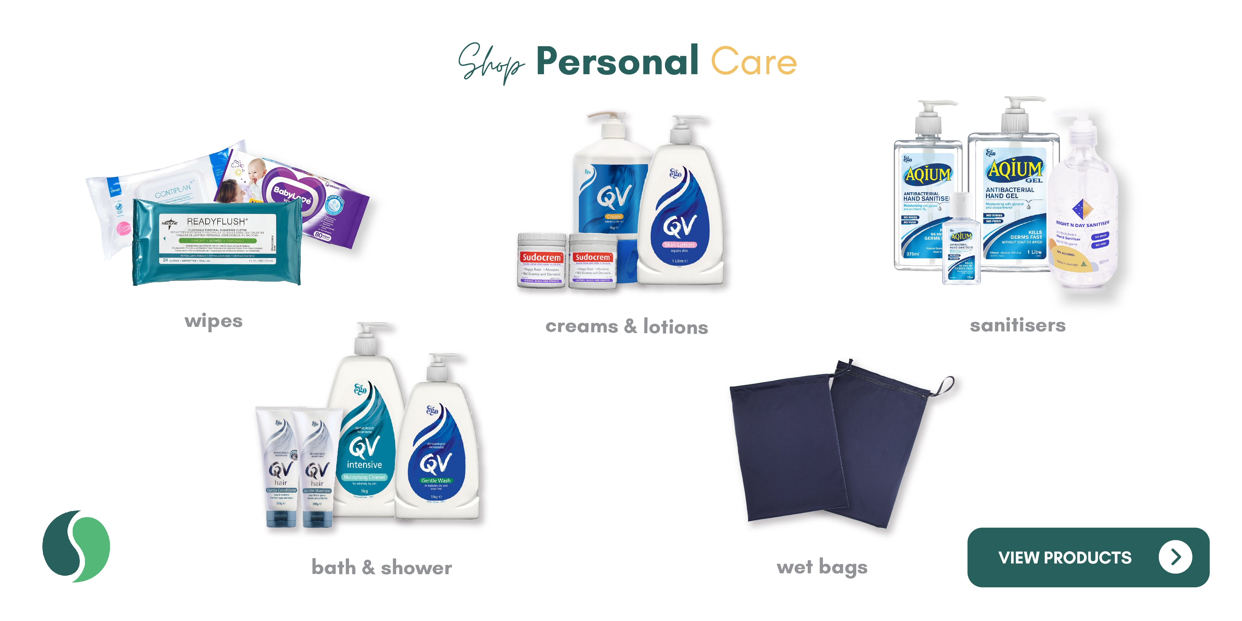Shop Personal Care - Incontinence Products