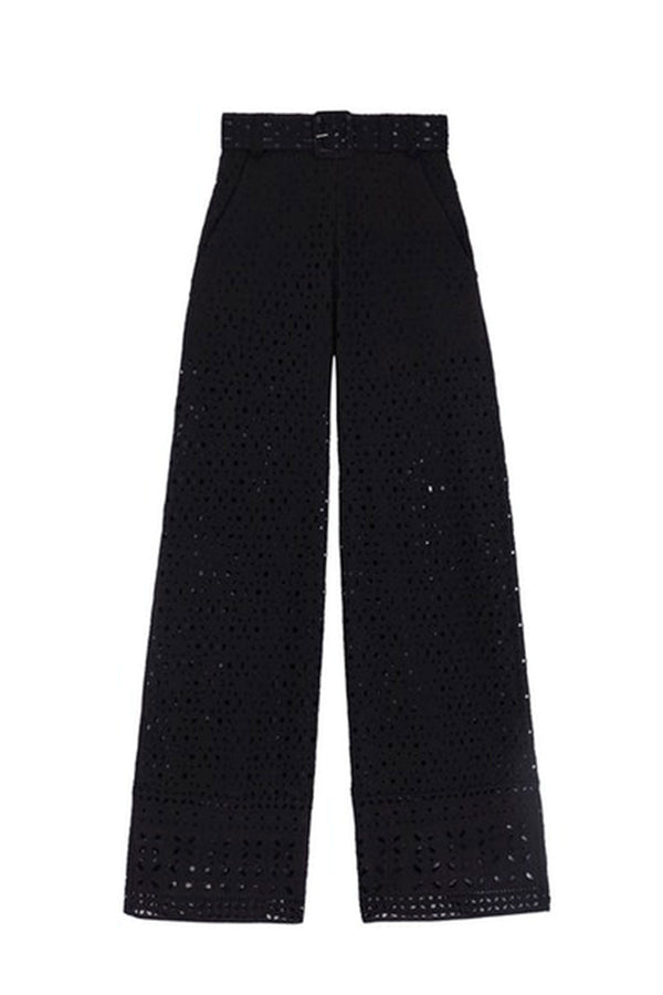 Brigid Trousers- Black