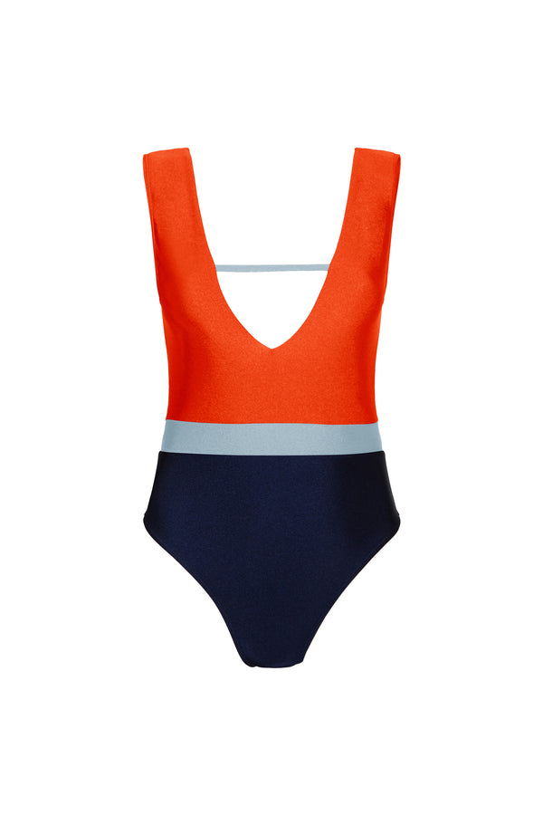 Jerry One Piece - Sunset/Sky/Deep Blue