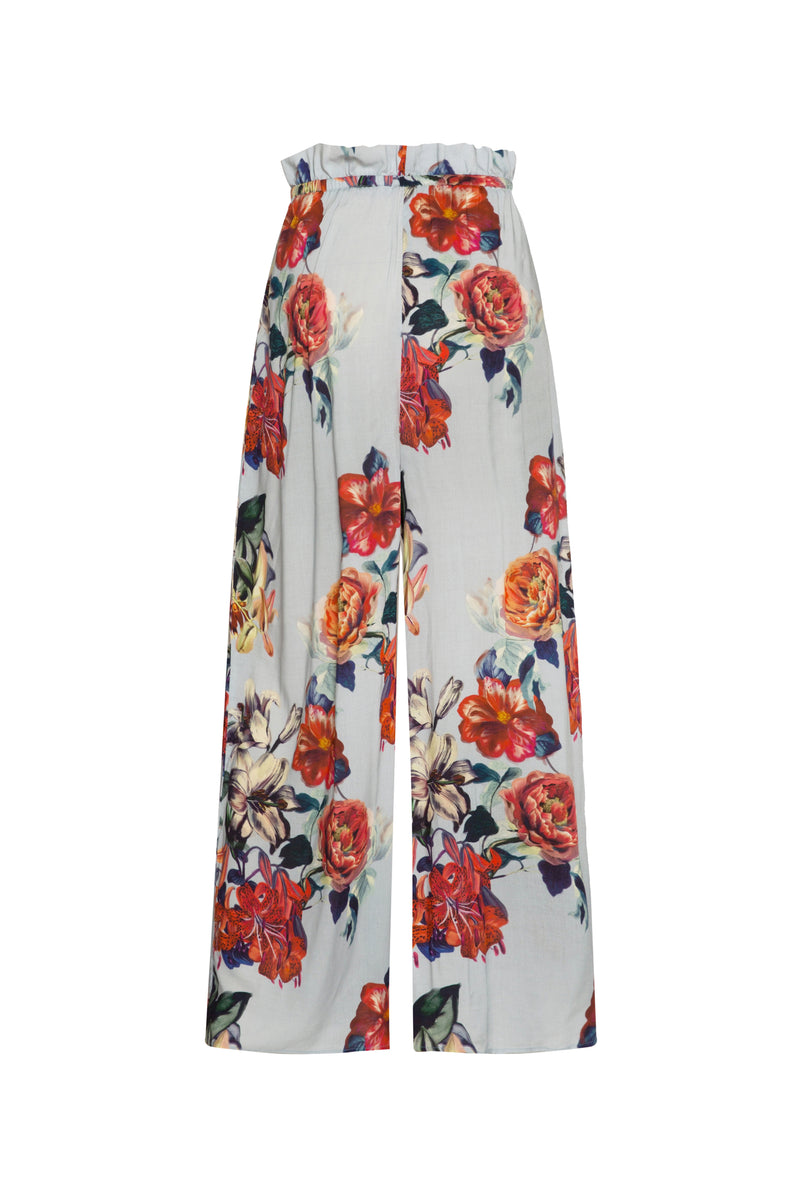 Maho Trousers - Floral