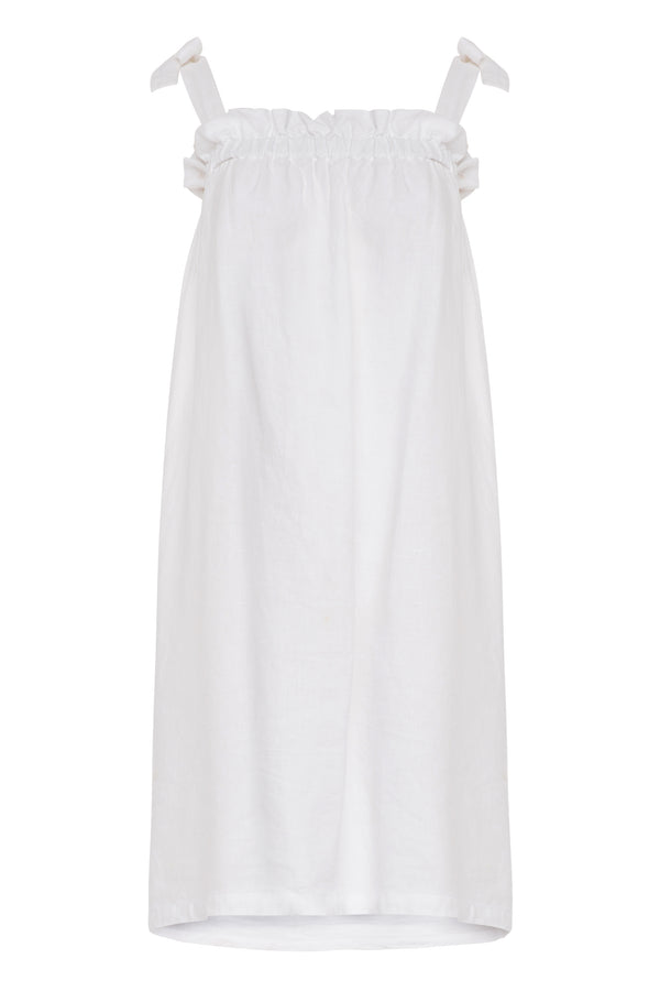 Mayaro Dress - White
