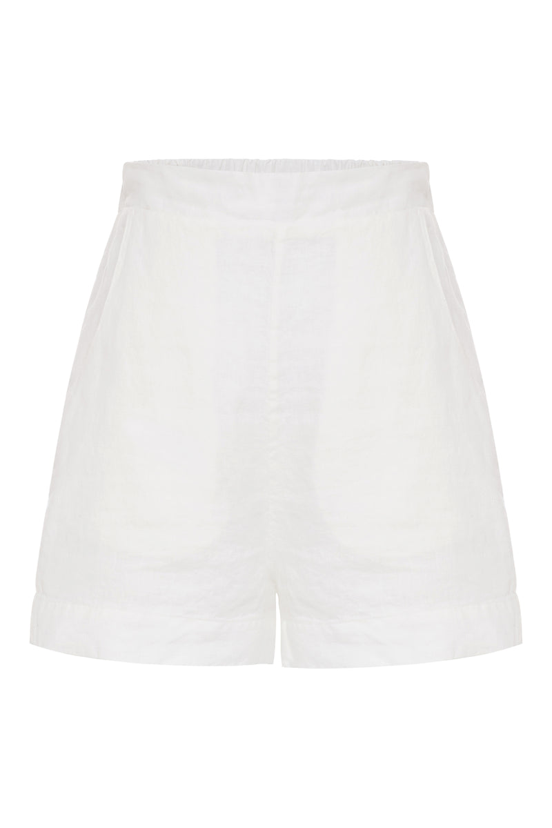 Tobago Shorts - White