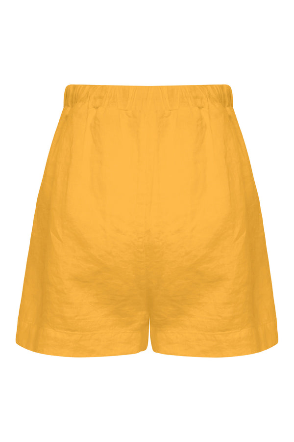 Tobago Shorts - Mustard