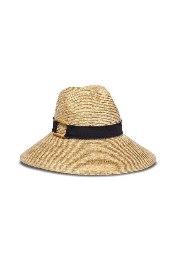 Sasa Hat - Natural/Black