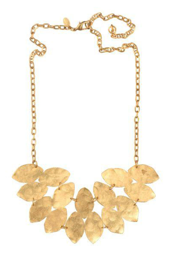 Kiki Necklace - Gold