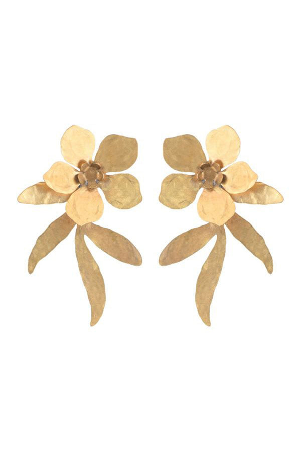Millias Earrings - Gold