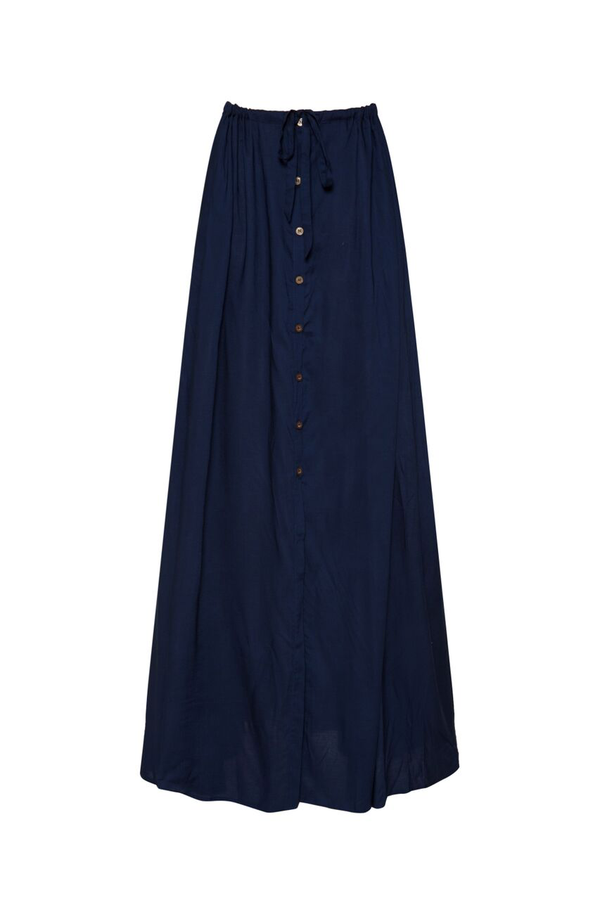 Maracas Skirt - Deep Blue