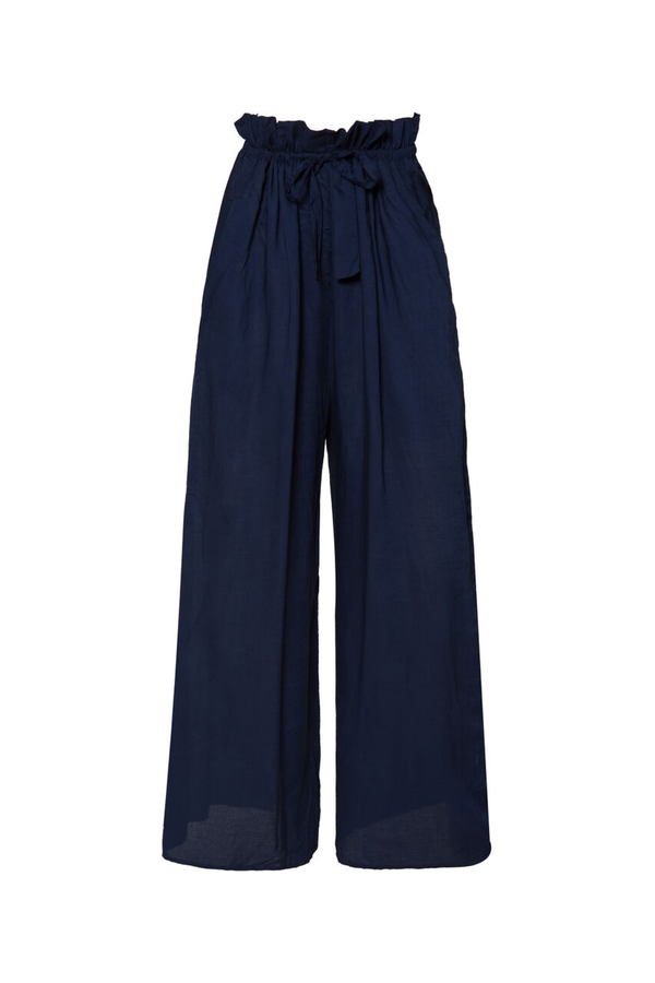 Maho Trousers - Deep Blue