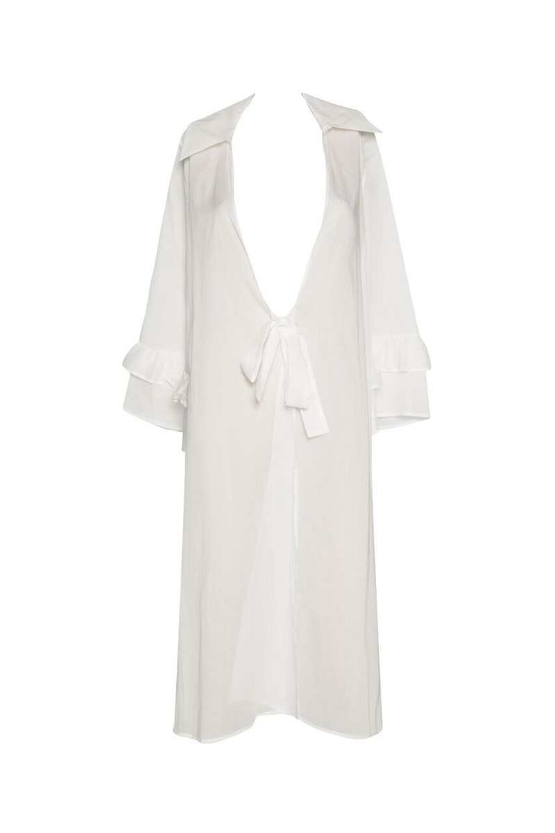 Maya Cover Up - White