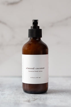 Botanical Body Lotion - Almond Coconut