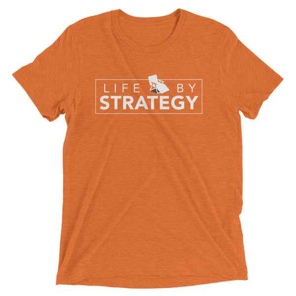 Life By Strategy Logo short sleeve t-shirt