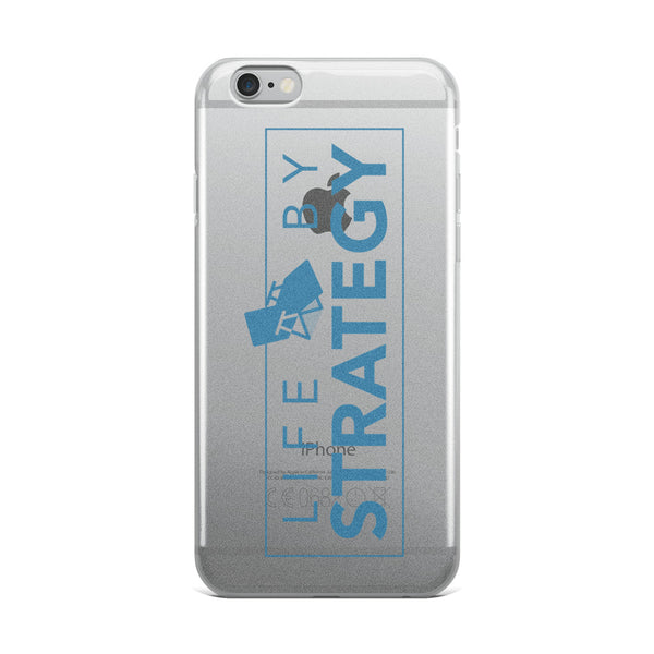 Life By Strategy iPhone Case