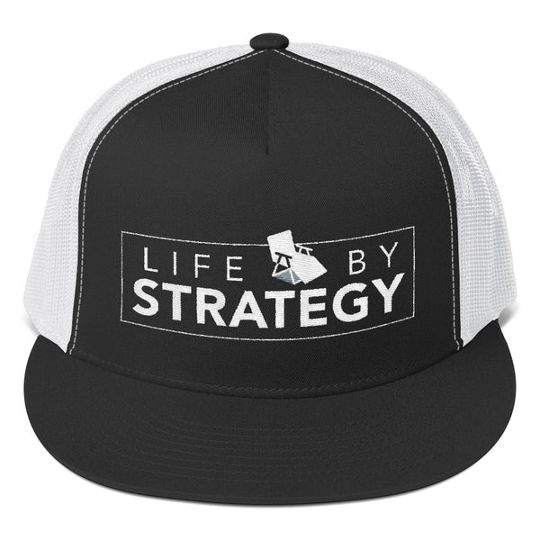 Life By Strategy Trucker Cap