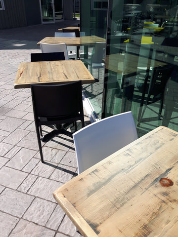 outdoor tables, wooden table tops, tables, restaurant tables, custom table tops, pub tables, wooden tables,