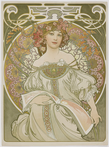 AGO, poster, art deco, women, female, sage green, vintage, retro, vintage image, large poster,