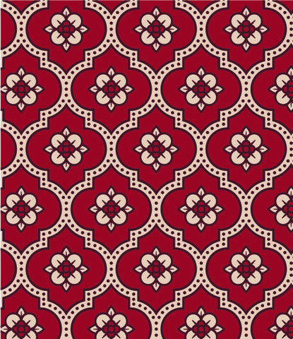 Azat, wallpaper, small design, mini print, red wallpaper, repeating wallpaper,
