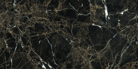 Black Marble Mural Ruth Baker Design High Quality