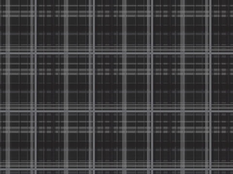 charcoal plaid, charcoal check, grey plaid, grays, large scale check, large scale mural, black plaid,