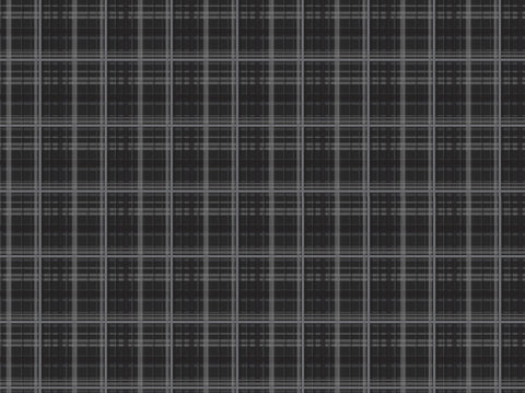 charcoal plaid, charcoal, charcoal checks, gray, gray plaid, gray checks, large scale plaid, plaid wallpapers, plaid wallpaper mural,