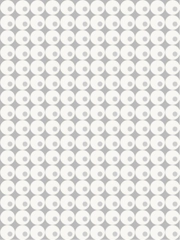 Lavello, modern wallpaper, circles, modern mural, large scale pattern , patterns, modern retro, modern vintage, gray,
