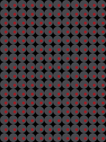Lavello, circles,black wallpaper, grey and red, retro, modern retro, modern wallpaper, modern art wallpaper, new design,
