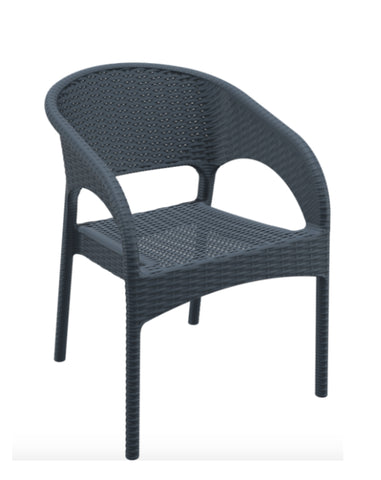 Panama chair, outdoor chair, UV protected chairs, restaurant chairs, dinning chairs, stackable chairs, function chairs, restaurant furniture,
