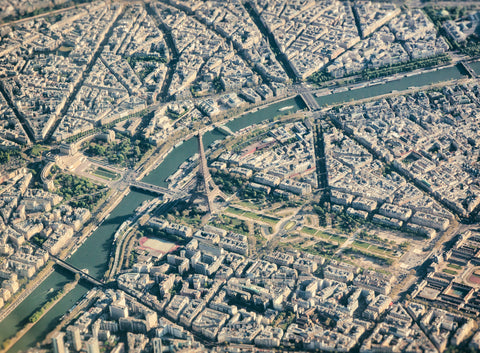 paris, paris map, paris streets, paris mural, eiffel tower, eiffel tower mural, paris by day,