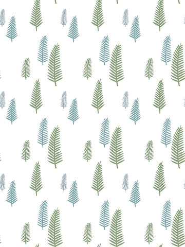 pine, trees,simple design, large scale leaf design, trees for kids, babys room, forest, pine forest, tree image, white background,
