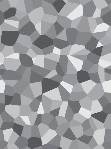 Potenza, abstract wallpaper pattern, modern mural, grays, gray mural, geometric patterns,