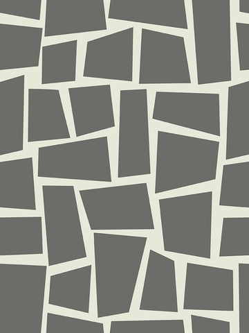 Rumini, large scale geometric,gray and white, modern wallpapers, modern murals, geometric, shapes, large shapes, modern art,