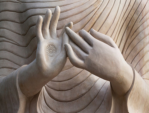 hands, statue, mandala, Indian statue,yoga images, stone statue, budhist, buddhism, crean mural, stone colour, peaceful, meditation room,