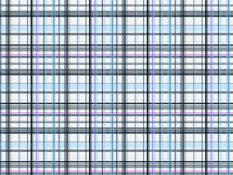 navy check, navy and white plaid, large scale plaid, large scale plaid mural, blue and white, large scale mural,
