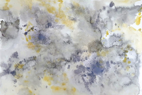 Splash, texture, watercolour texture, soft colour, purple, yellow, modern texture, abstract texture,