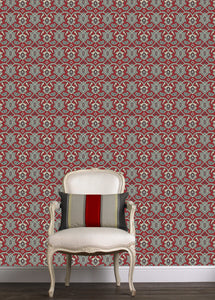 traditional historic wallpapers. Ruth Baker Design.