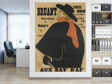 toulouse Lautrec posters. French art posters Retro posters.