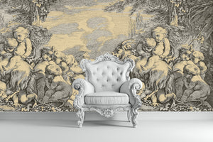 Cherubs extra long / Pattern
