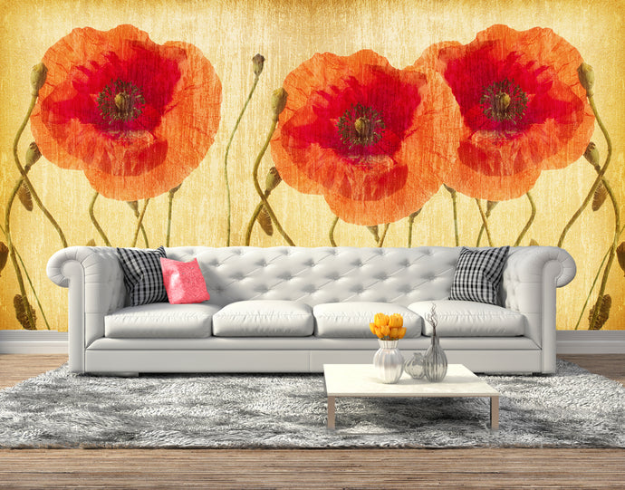 Large Poppy / Novelty