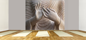 Hands of Buddha / Zen