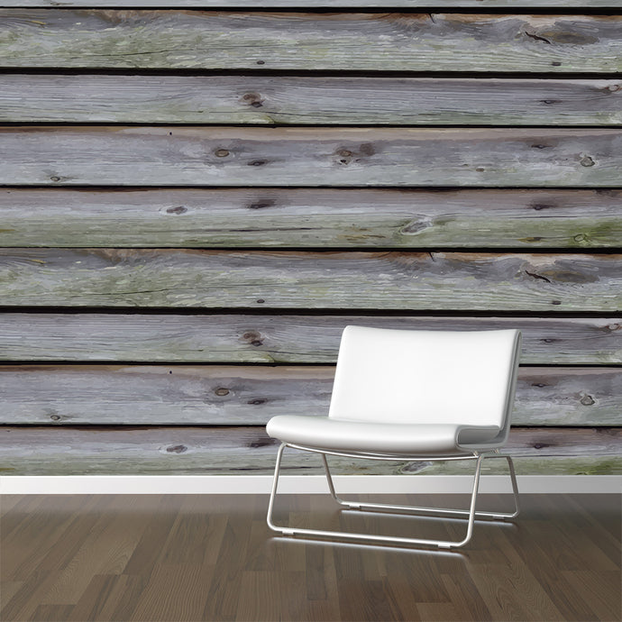 Weathered planks / Pattern