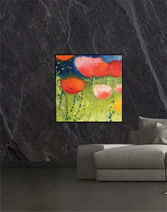 Poppies / Canvas Wraps