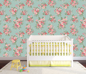Shabby Chic Floral / Kids