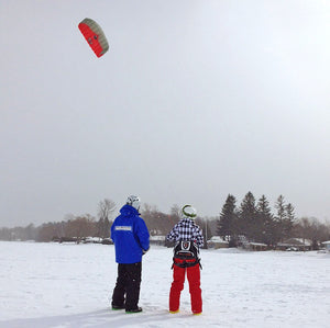 Discovery Trainer Kite Lesson 1