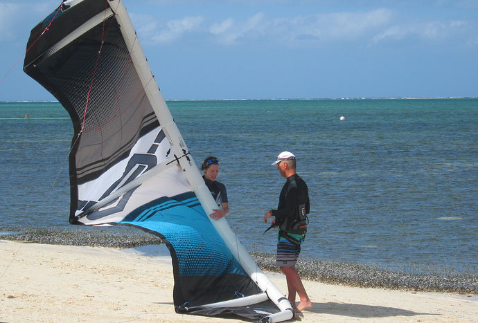 Power Kite Lesson 2