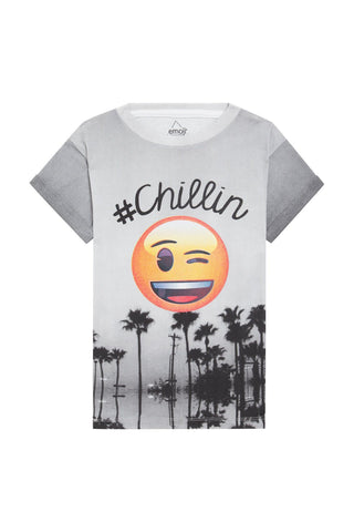 t-shirt Chilin Ss