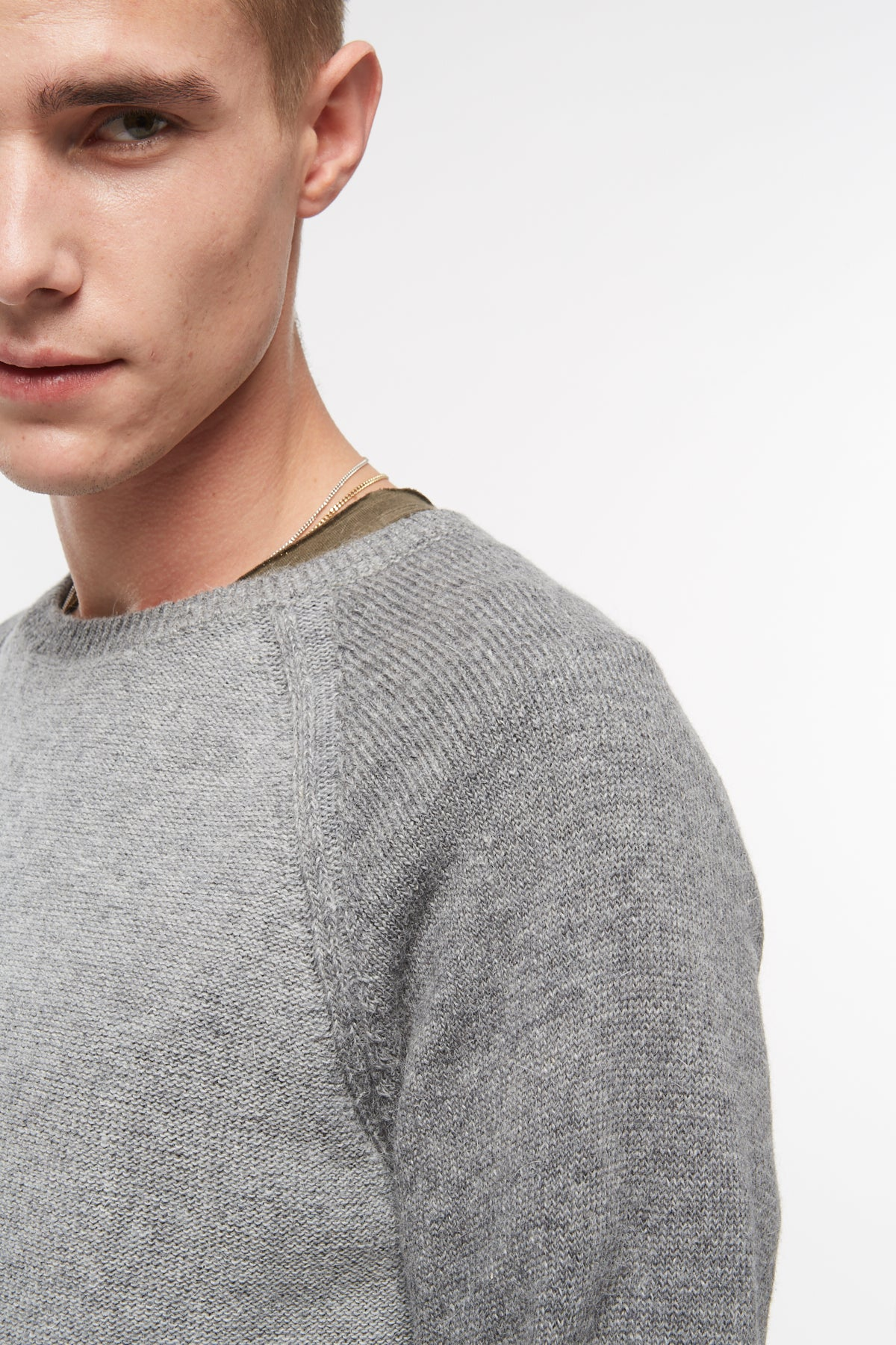 Pull Narre - Gris